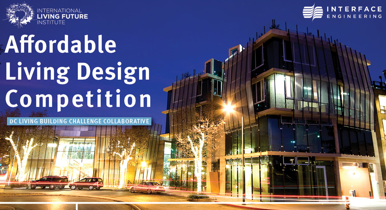 affordable living design competition interface
