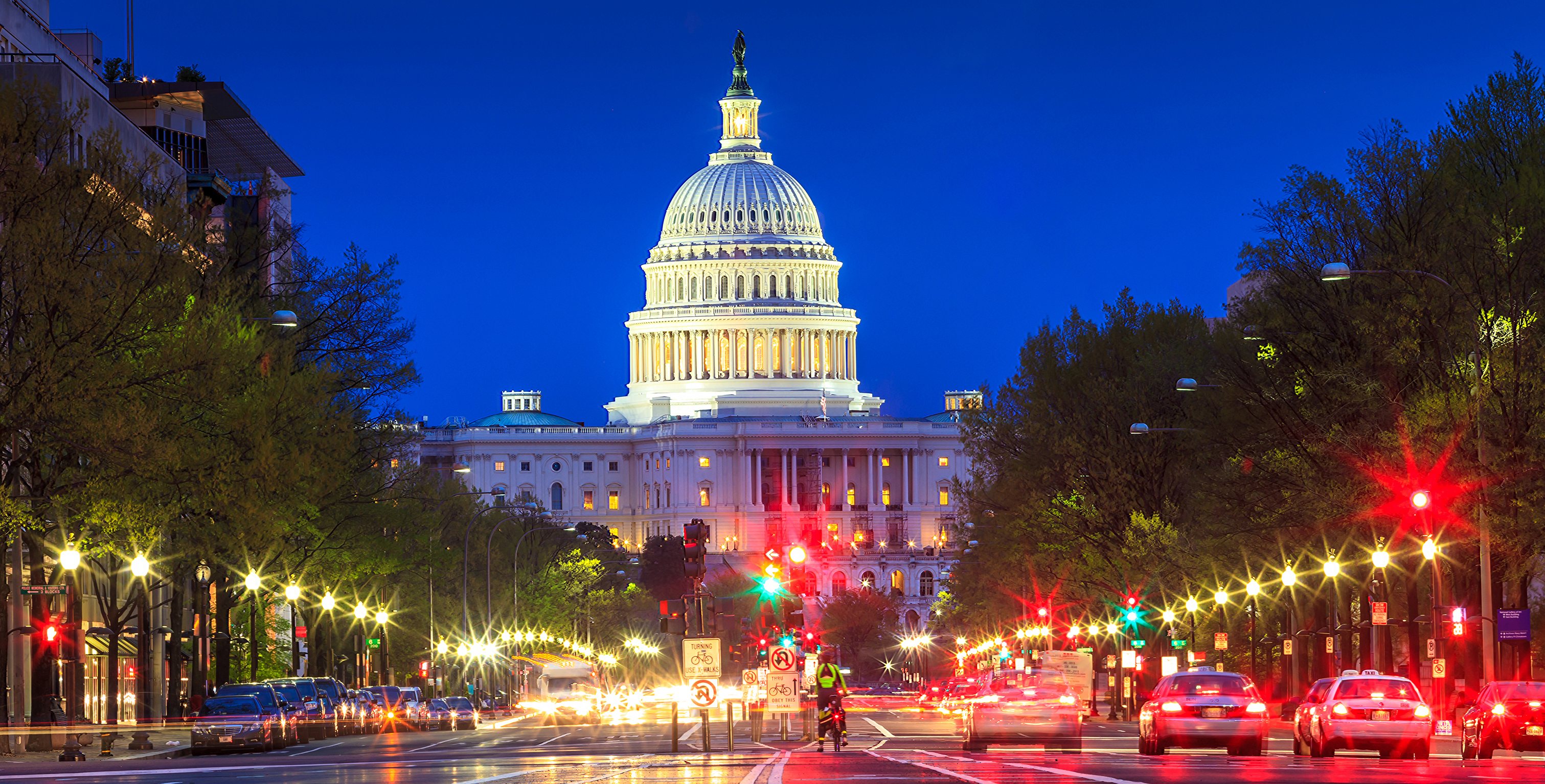 Washington DC - Interface