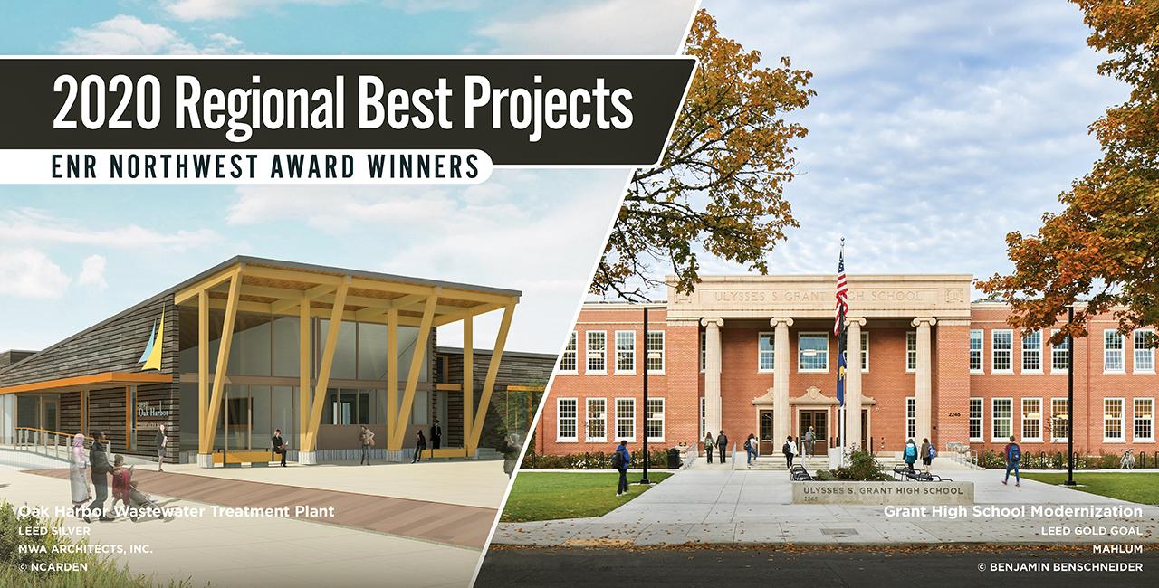 2020 ENR Northwest Regional Best Projects Awards 1280x650