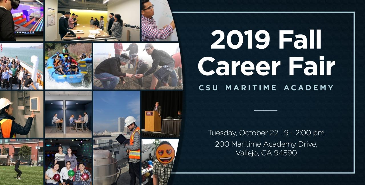 CSU Maritime Fall Career Fair Social Promo 1280x650
