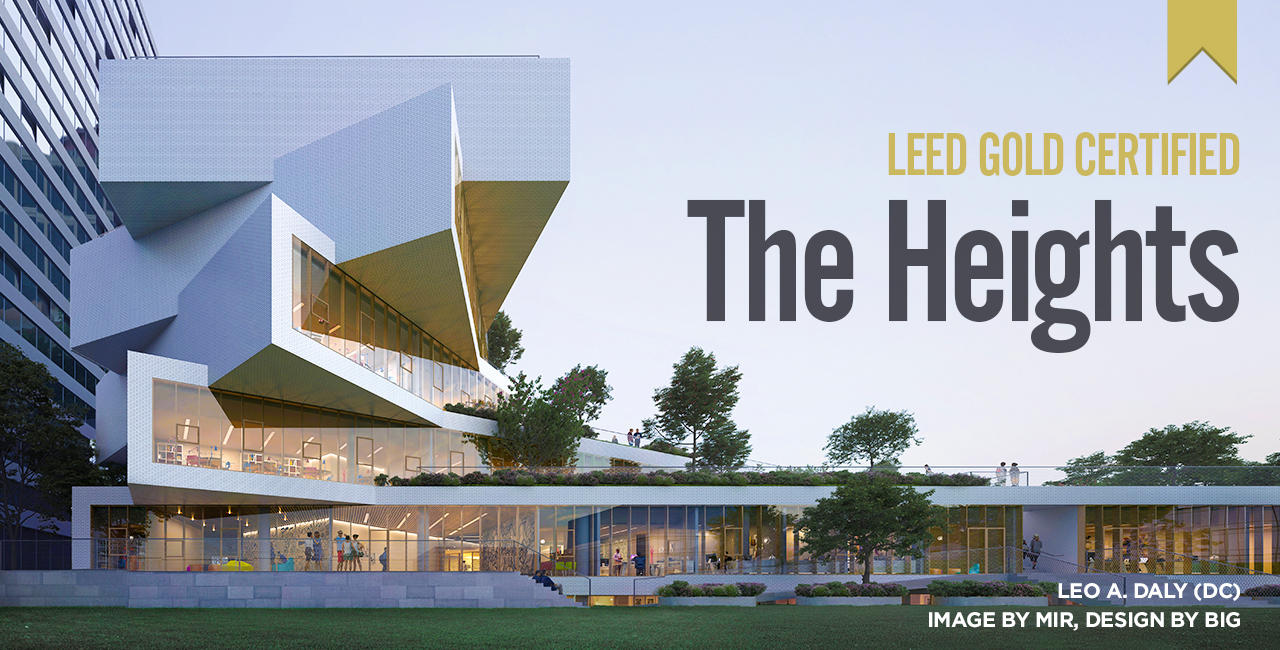The Heights LEED Gold Certified promo 1280x650