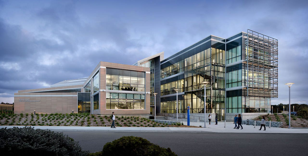 Portland State School Of Business New Building