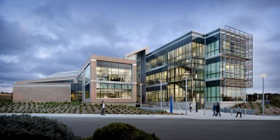CSU Monterey Bay Academic II Exterior