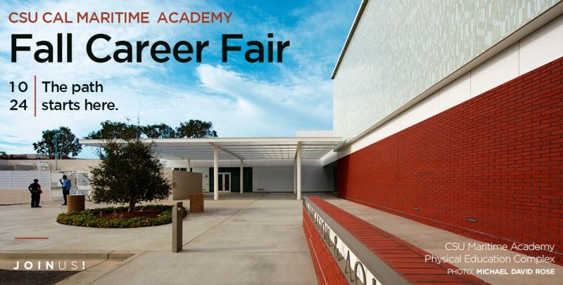 2017 Csu Maritime Fall Career Fair 1280X650