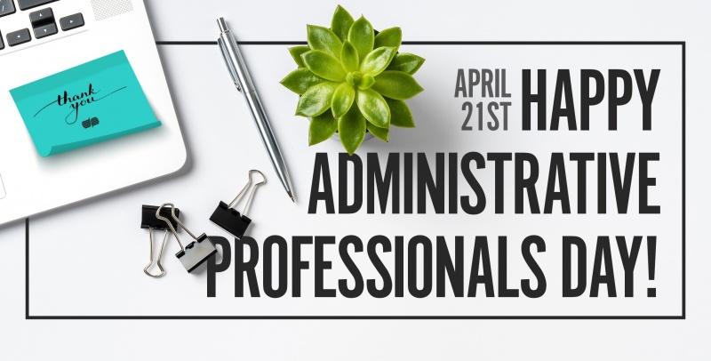 Admin Professionals Day