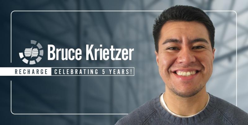 Bruce Krietzer Re Charge
