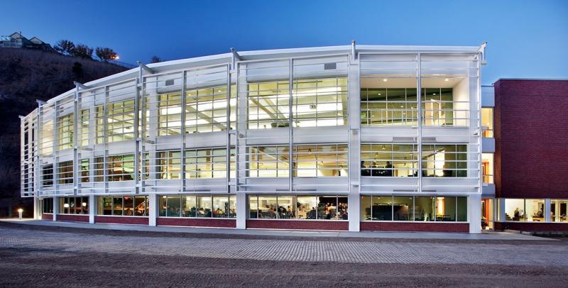 CSU Cal Maritime Academy Dining Exterior