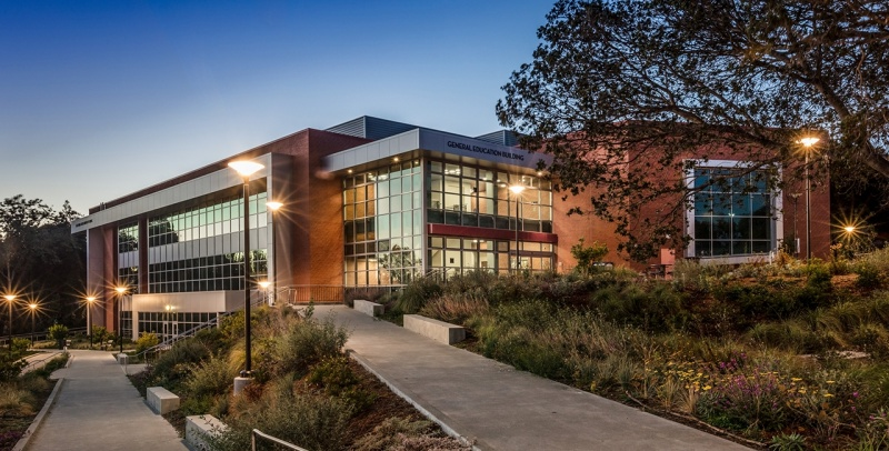 Contra Costa Community College New Student Activities Center 1280X650