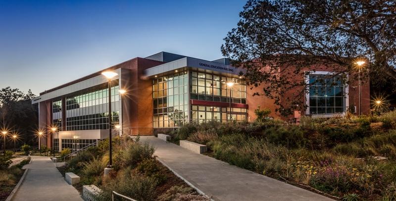 Contra Costa Community College New Student Activities Center 1280X650