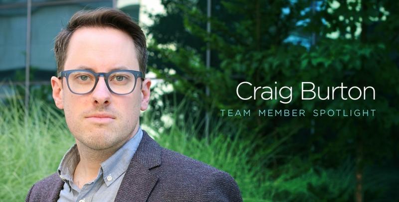 Craig Burton Team Member Spotlight 1280x650
