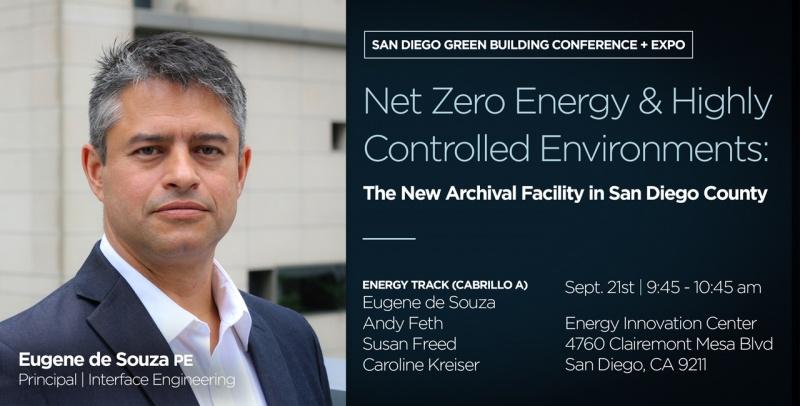 Eugen De Souza San Diego Green Building Conference Social Promo