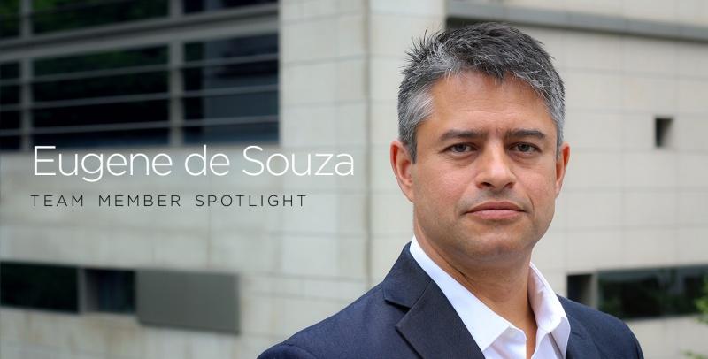 Eugene de Souza Team Member Spotlight 1280x650