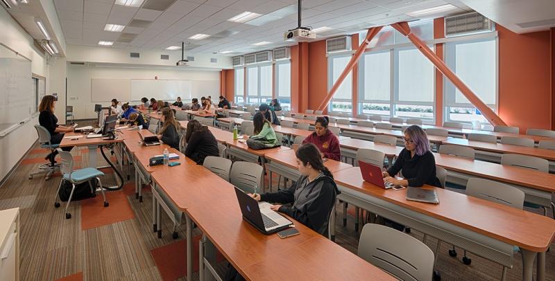 Foothill De Anza Education Center Classroom 1280X650