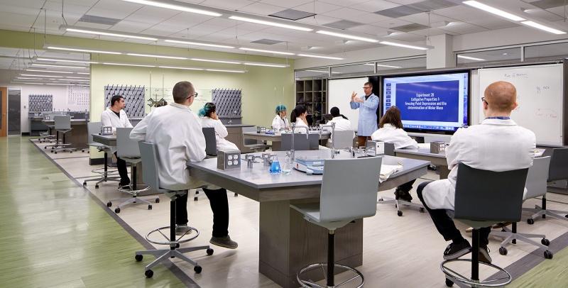 GUSTM Lab Classroom