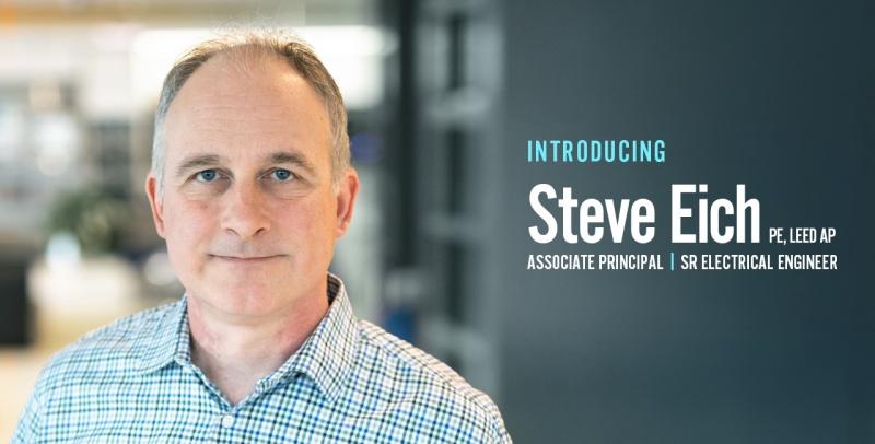 Introducing Steve Eigh promo