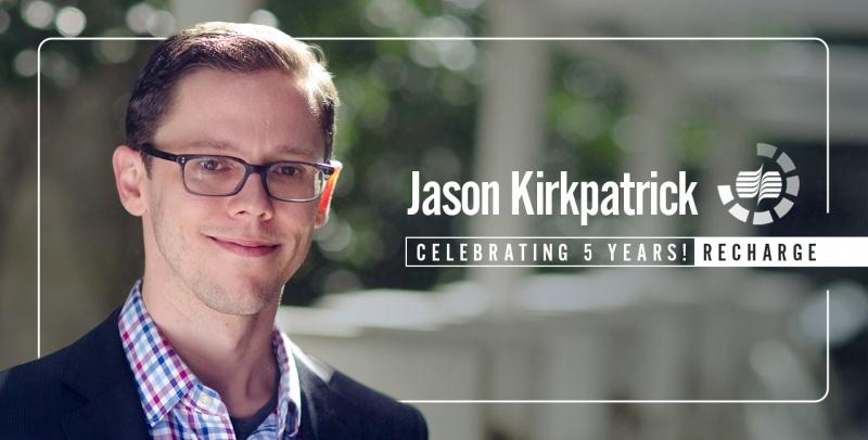 Jason Kirkpatrick Re Charge
