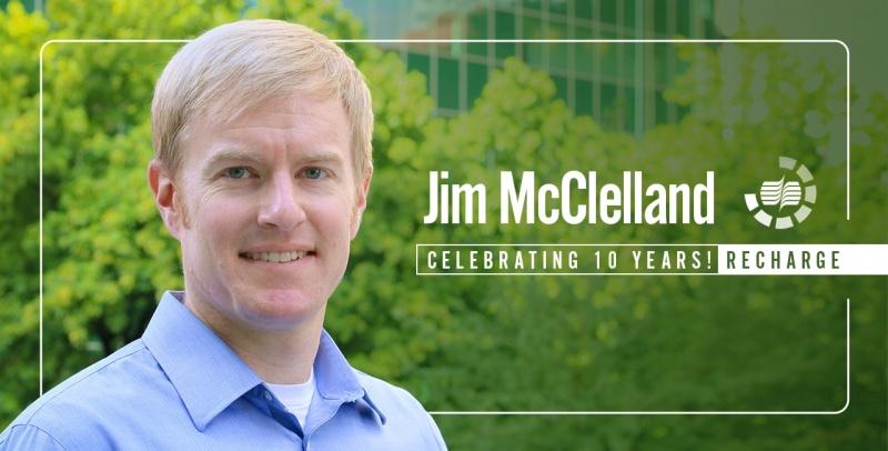 Jim Mc Clelland 10 Yr Re Charge