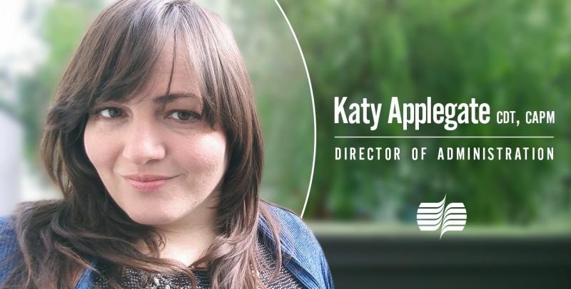 Katy Applegate Promotion