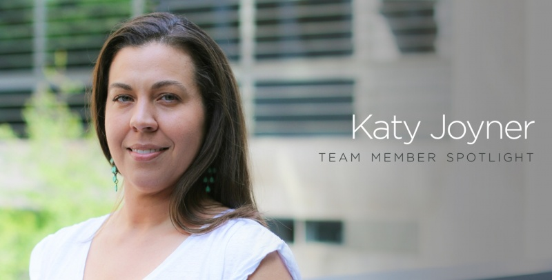 Katy Joyner employee spotlight feature
