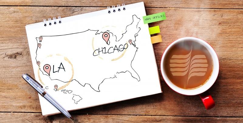La Chicago Web