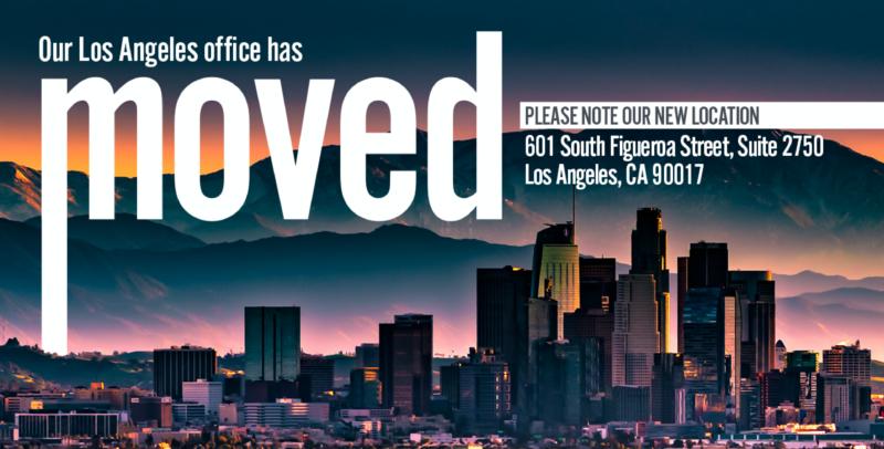 LA Office Move 2