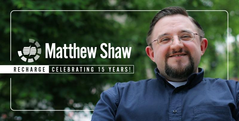 Matt Shaw Re Charge