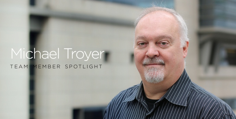 Michael Troyer Team Member Spotlight 1280x650