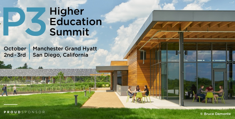 P3 Higher Ed Summit Social Promo V2 1280X650