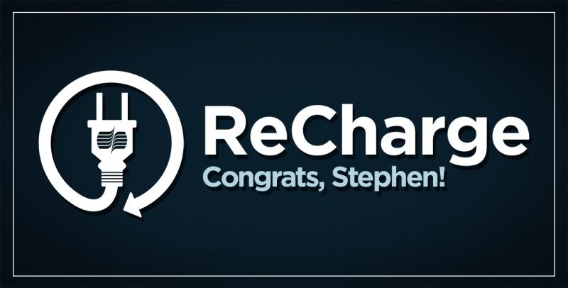 Re Charge Image Option Stephen Kalach