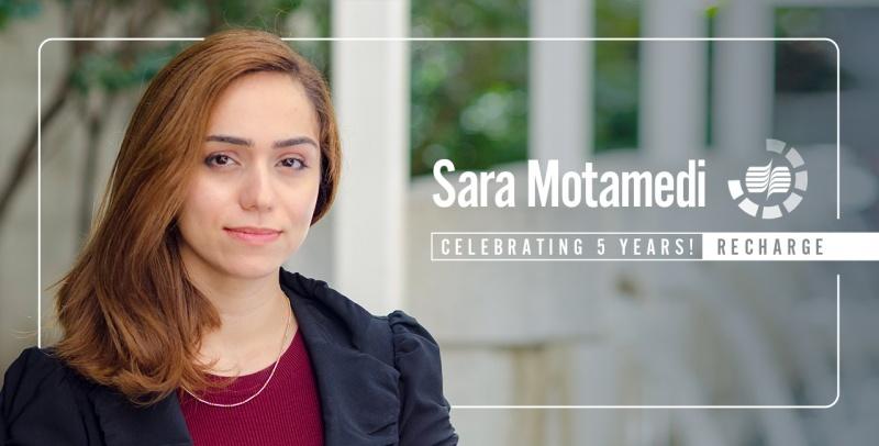 Sara Motamedi Re Charge