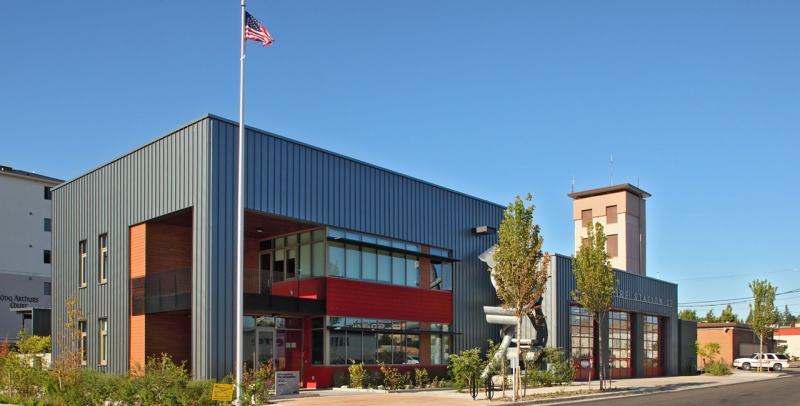 Seattle Fire Station No 39 1