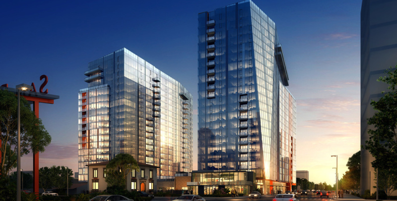 Silvery Towers at St James Condominiums Exterior 1280x650