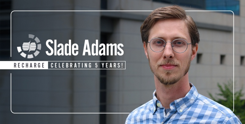 Slade Adams 5 Year Re Charge