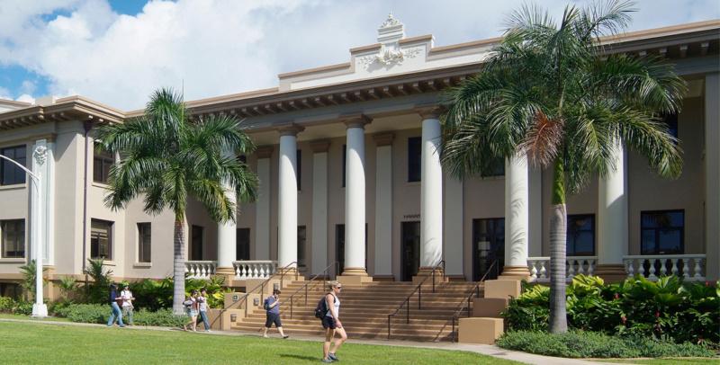 University of Hawaii Manoa Utility Master Plan Exterior 1280x650