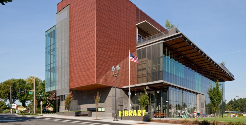 Vancouver Library Header