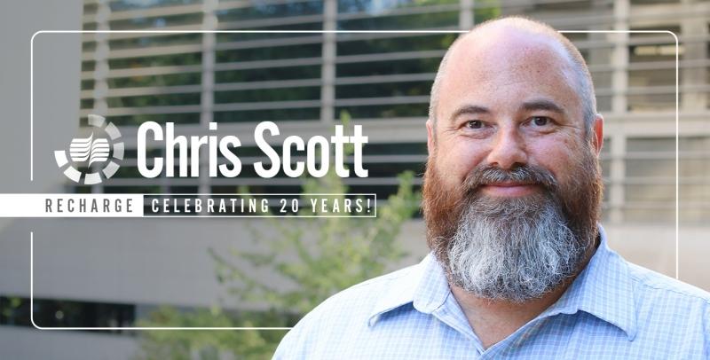 Chris Scott Re Charge