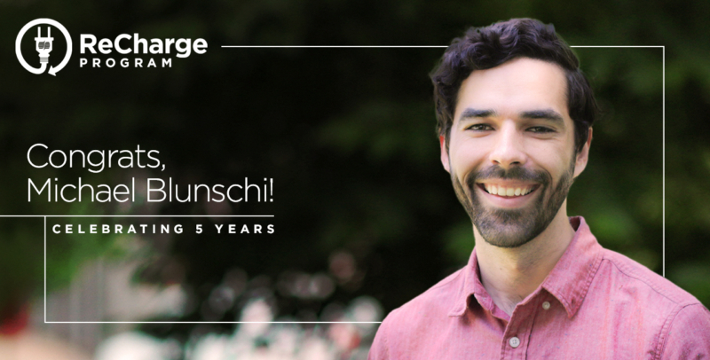 Michael Blunschi Re Charge