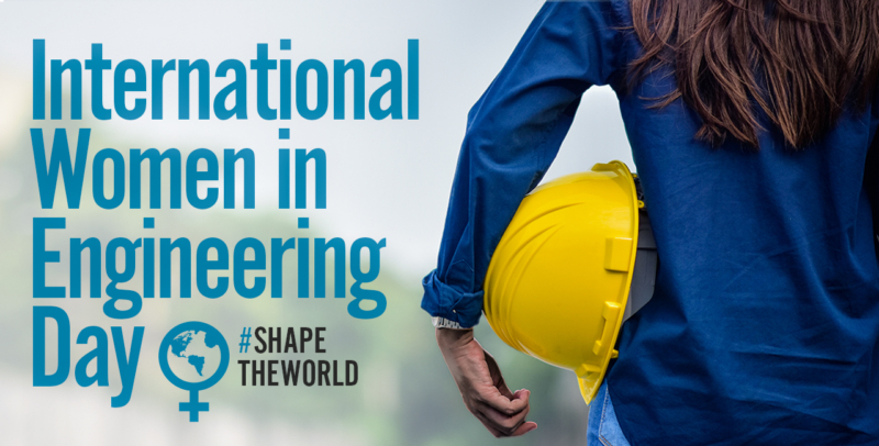 Women in Engineering social promo
