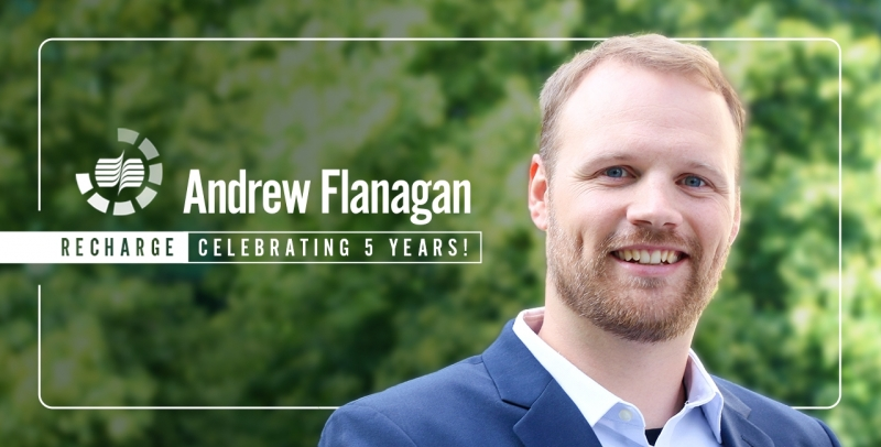 Andrew Flanagan Re Charge