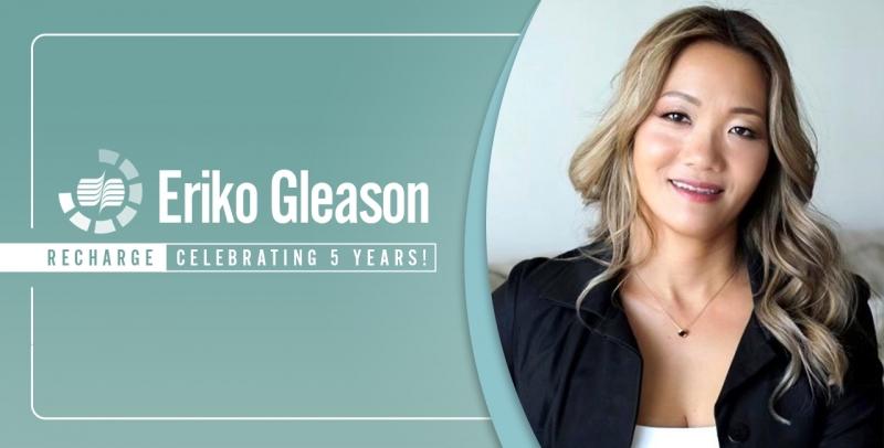 Eriko Gleason 5 Year Re Charge